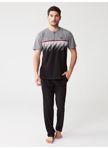 Mod Collection Pijama Takım Antrasit
